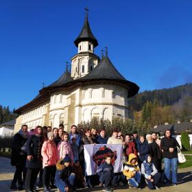 excursie la manastirea putna